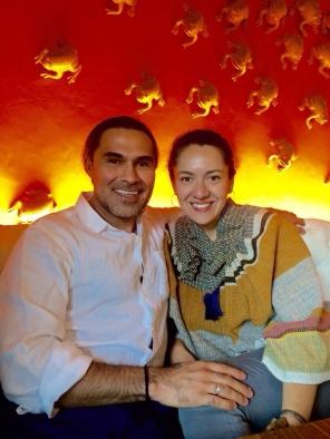 Marco y Claudia
