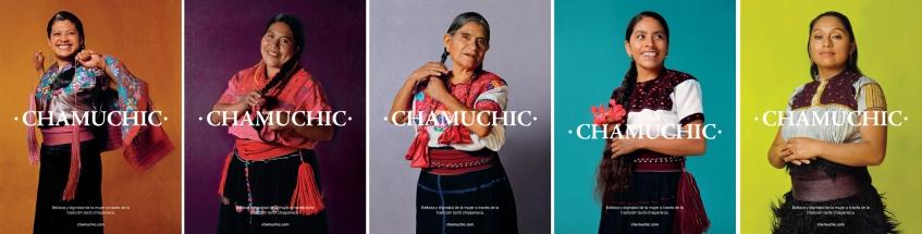 Campaña Belleza y Dignidad. Chiapas, 2013.